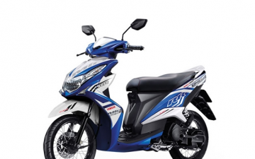 Yamaha Yamaha Mio 125i (Fuel injection)